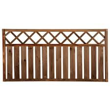 Wooden Fencing Exterior Delimitation Landscaping Leroy Merlin South Africa