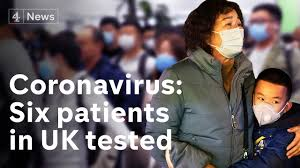 Six tested for Coronavirus in UK - 18 ...