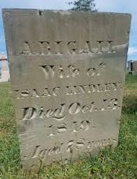 Abigail Day Lindley (1771-1849) - Find A Grave Memorial