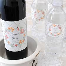 guide to ing wedding wine labels