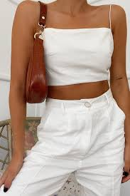 Ada white top – Love Storey Boutique