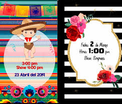 Invitaciones Cumpleanos En Video Plantilla Powerpoint Vol2