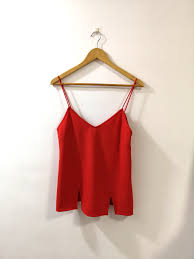 ruby sees all red top women s fashion