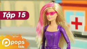 Chị Hai Bé Xíu- Tập 15 - Barbie Siêu Điệp Viên - Búp Bê Barbie ...