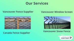Looking For Fence Supplier In Canada At Modest Price Youtube