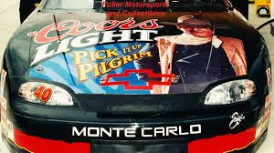 Nascar Legends On Twitter Sterling Marlin 1999 John Wayne Car Pickituppilgrim