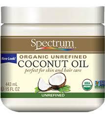 organic coconut oil unrefined spectrum