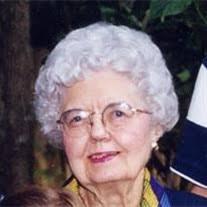 Myrtle Johnson Haney Obituary - Visitation & Funeral Information