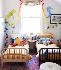 Decorating Ideas For Unisex Kids Bedroom Kids Rooms Shared Kids Shared Bedroom Shared Kids Room