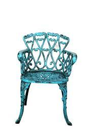 cast iron garden chair cast iron garden