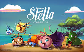 Angry Birds Stella and friends get their own games, animation ...