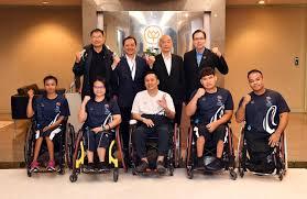 ซีพีเอฟ สนับสนุนกีฬาวีลแชร์บาสเกตบอลทีมชาติไทยต่อเนื่องเป็นปีที่ 9 :  PPTVHD36