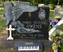 "James ""Dustin"" Owens (1989-2003) - Find A Grave Memorial"