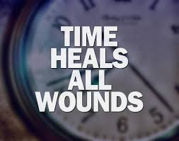 time heals quotes time heals sayings time heals picture quotes