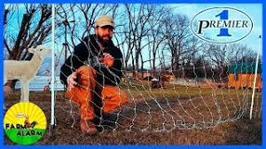 Watch This Before You Buy Premier 1 Permanet Electric Fence For Sheep Chickens Or Goats Youtube