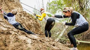 hard as nails obstacle mud race
