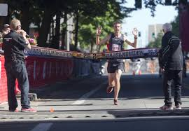 First marathon worth toasting for winner - Columbian.com