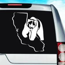 California Vinyl Car Window Decals Stickers Graphics