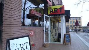 greenville sc local art gallery