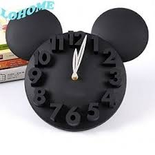 Mickey Mouse Wall Clock Ideas On Foter