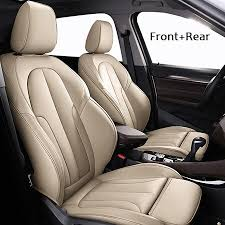 leather custom auto car seat covers