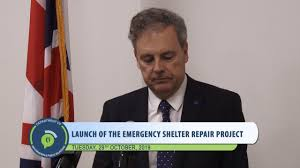 Government of the Virgin Islands - Launch of the Emergency Shelter ...