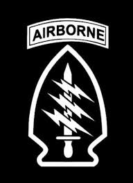 Army Special Forces Military Window Decal Stickers Special Forces Airborne Army Special Forces Logo