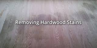 smells and sns from hardwood floors
