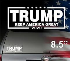 Donald Trump Kiss Face Make America Great Again Wall Vinyl Decal Sticker Car Auto Parts And Vehicles Car Truck Graphics Decals Magenta Cl