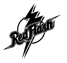 Ncaa0935 St Francis Red Flash Team Logo Die Cut Vinyl Graphic Decal Sticker