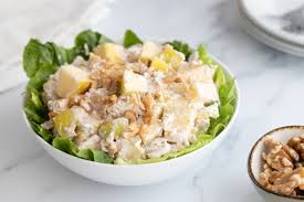 waldorf salad recipe with apples and