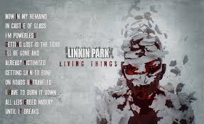 linkin park living things al