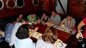 Montaje Buffet Cartagena Desayunos, Almuerzos & Cenas Fotografias de  nuestro montaje que realizamos a bordo del Velero Phantom Cartagena para  todo tipo de eventos