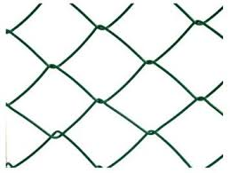 Tildenet 30260 1 2 X 10m Pvc Coated Chain Link Fencing Amazon Co Uk Garden Outdoors