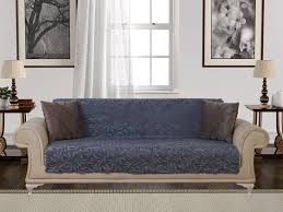 anti slip armless pet dog sofa cover