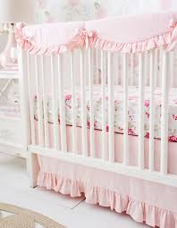 blush baby bedding pink crib