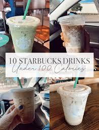 10 starbucks drink suggestions 100