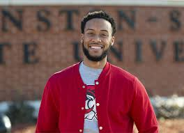 Aaron Jackson: Young leader, eager to serve - Winston-Salem State ...