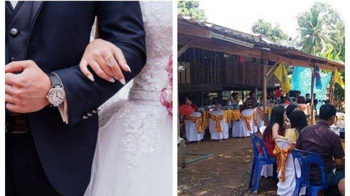 "Hasil gambar untuk Pengantin Pria Kabur di Hari Pernikahan Tak Penuhi Mahar Rp 78 juta, Sang Wanita Pingsan, Kronologi"""