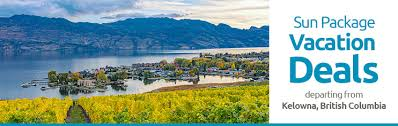 vacations from kelowna all inclusive
