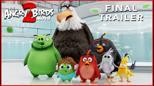 THE ANGRY BIRDS MOVIE 2 - Final Trailer - YouTube