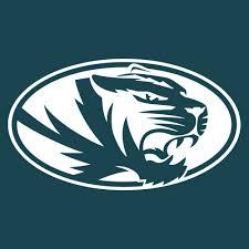 Missouri Tigers Stikit Decals
