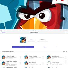 Angry Birds Epic Achievements