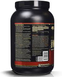 gold standard 100 whey protein isolate