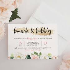 bridal shower invitation wording everything to include on the