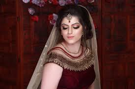 asian bridal makeup artist beauty by asma