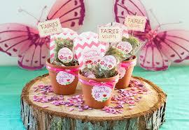 fairy garden kit favors party inspiration