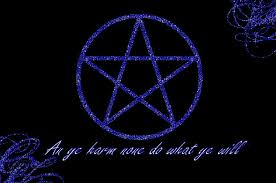 wicca wallpaper the left hand path