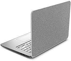 Amazon Com Skinit Decal Laptop Skin Compatible With Chromebook 14 X010nr Originally Designed Diamond Silver Glitter Design Electronics