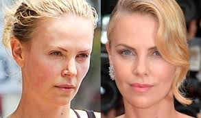 celebrities without makeup 2016